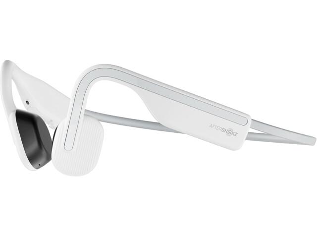 AfterShokz Openmove Bone Conduction Headphones, blanco